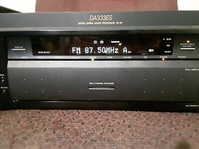 Sony DA333ES 280 Watt Receiver with 5.1 Channel