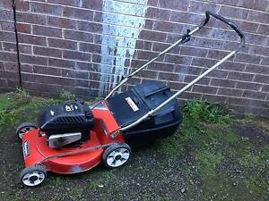 Masport Quattro 4 stroke mower + catcher. Just serviced+Warranty Sunshine North Brimbank Area Preview