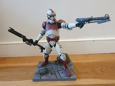 Star Wars shocktrooper ArtFX Kotobukiya Japanese Vinyl  1/7 Collectable Rare