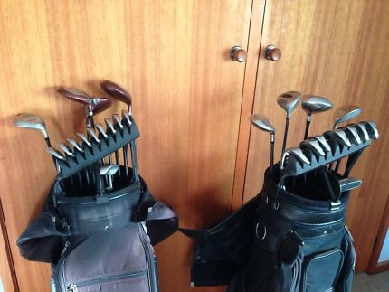 His and Hers Golf Clubs Echuca Campaspe Area Preview