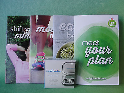 Weight Watchers 2017 Smart Points Welcome Kit   Points Calculator   Pocket Guide