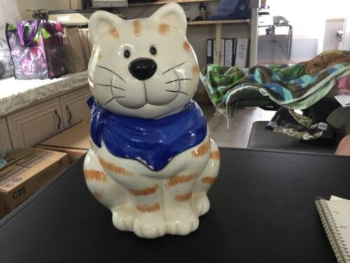 Kitty Cat Cookie Jar