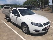 2012 Ford Falcon FG Mk II ute EcoLPi North Lakes Pine Rivers Area Preview
