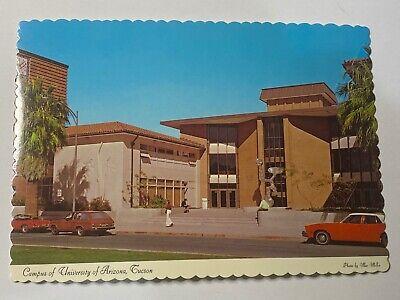 Vintage Postcard, University of Arizona Student Union.   (Unposted)