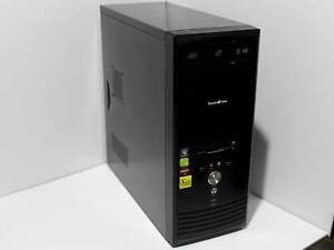 Desktop PC AMD, RAM 4GB, HDD 500GB, GT220 1GB, HDMI, WINDOWS 7