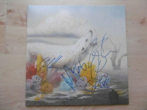 "Rival Sons full signed LP-Cover ""Hollow Bones"" Vinyl"