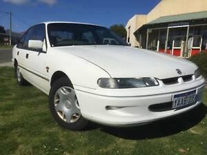 1996 Holden Acclaim Commodore Sedan Wangara Wanneroo Area Preview