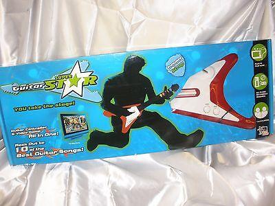 Guitar Super Star Senario 22091 Active Arcade Music Mania