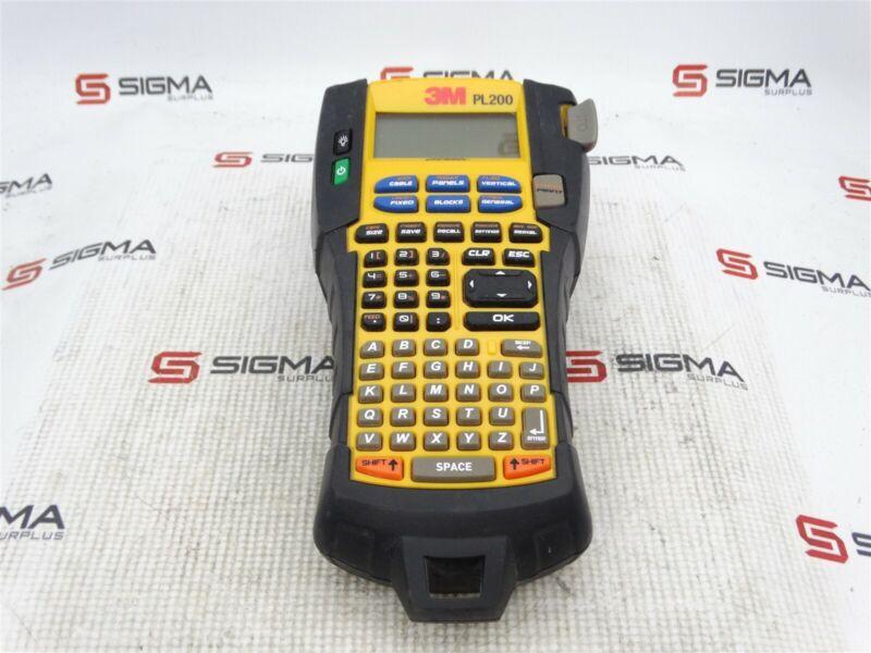 3M-Dymo PL200 Portable Label Maker