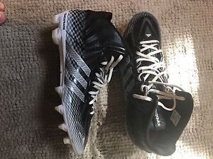 Adidas crazy quick size 15 football cleats