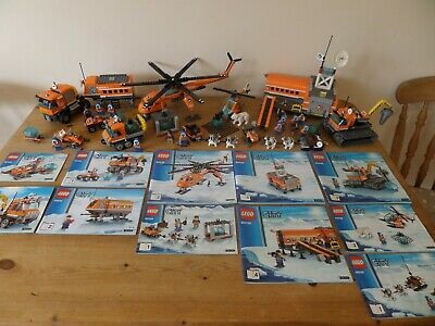 Lego city Arctic joblot , 60032,60033,60034,60035,60036 all in excellent cond