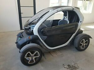 Renault Twizy 45 ohne Batterie