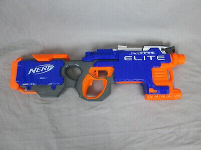 NERF N-Strike Elite Hyperfire Motorized Dart Blaster Gun