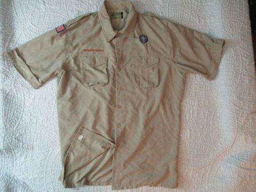 BSA Boy Scout Uniform Men