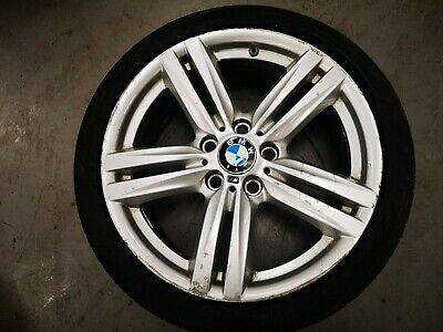 "Genuine BMW 386 Front Alloy Wheel Fits 1 Series F20 F21 18"" 7.5J 7845852"