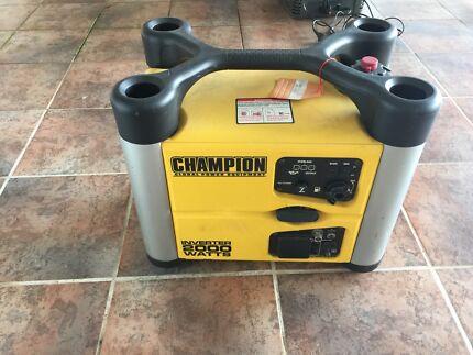 Champion 2kva Generator, excellent condition