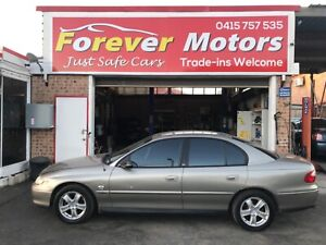 2000 Holden Commodore ACCLAIM AUTOMATIC SEDAN Long Jetty Wyong Area Preview