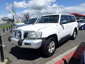 2006 Nissan ST Patrol Diesal Wagon Traralgon East Latrobe Valley Preview