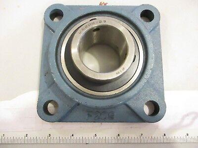 Ucf209-27 4-bolt Flange Bearing 1-1116
