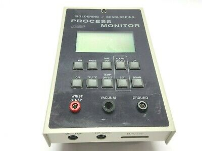 Pace 7008-0191 Soldering Desoldering Process Monitor