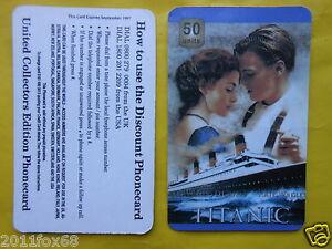 phone-cards-50-units-leonardo-di-caprio-kate-winslet-titanic-1997-telefonkarten