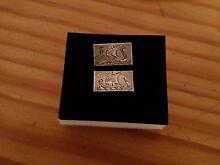 sterling silver cufflinks (antique) Duncraig Joondalup Area Preview
