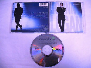JOHNNY LOGAN Endless Emotion CD - Górki Wielkie, Polska - JOHNNY LOGAN Endless Emotion CD - Górki Wielkie, Polska