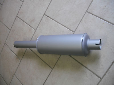 Ih Farmall 350600r1 Muffler H Super H W4 300 350