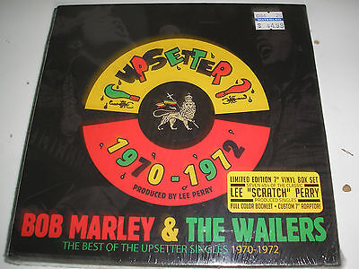 Bob Marley & the Wailers - Best of the Upsetter Singles 1970-72 7 x 7