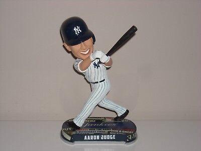 AARON JUDGE New York Yankees Bobble Head 2017 MLB* Headlines Base Edition New*