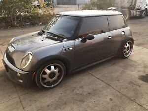 2003 MINI COOPER S FORSALE! SAFETY AND ETESTED