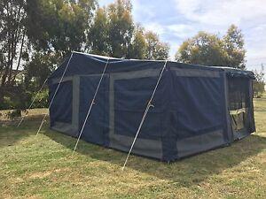 Dingo Campers Berwick Casey Area Preview