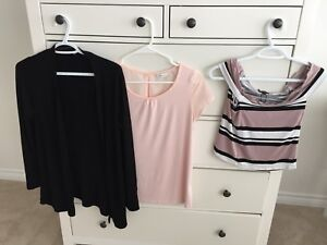 Xs woman's clothing LOT