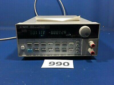 Agilent 6611c Dc Power Supply