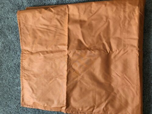 New! Burnt Orange Roll Up Lined Blanket for Texas Longhorns Games!