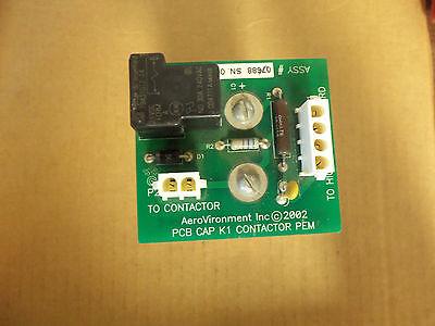 Aerovironment Board W  Capacitator 07688 Circuit Board