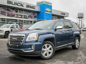 2017 GMC Terrain AWD, SLE-2, REAR VISION CAMERA, SUNROOF!