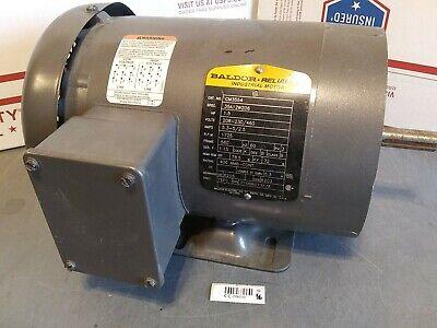 Baldor Cm3554 Industrial Motor
