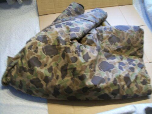 Duxbak Mens XL Down Insulated Camo Coat