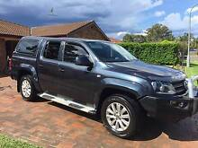 2012 VOLKSWAGEN AMAROK - 4x4 - FULLY OPTIONED Windsor Hawkesbury Area Preview