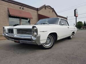 1964 Pontiac parisienne coupe, clean, solid and reliable