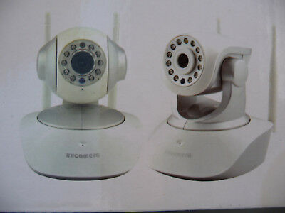IP Network Wifi Camera Full HD Plug and Play mit Handyüberwachung Neu Unbenutzt
