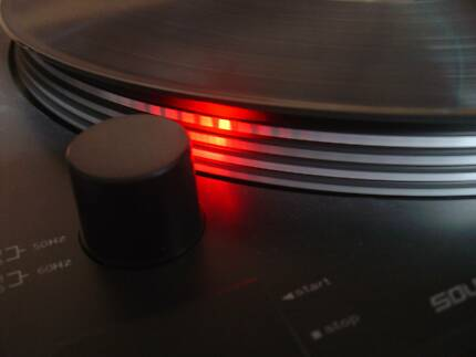 Sound Research DJ 1600B Turntable Canberra Region Preview