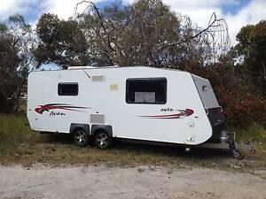 Caravan  A'van 2013 Craigie Joondalup Area Preview