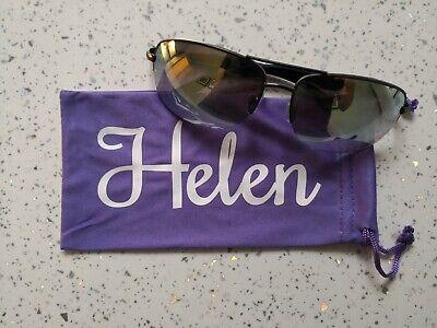 Personalised name glasses sunglasses case multiple (Personalised Glasses Case)