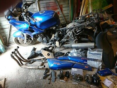 Triumph Sprint 900 Triple, 1994, For Spares or Restoration