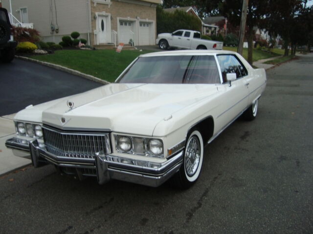 Image 1 of 1973 Cadillac DeVille…