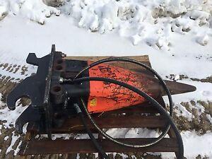 Allied Rammer Model 22 Hydraulic Breaker