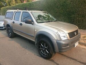 Holden Rodeo V6 petrol 2wd manual 225000kms