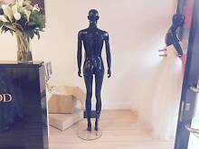 Mannequin in hi-gloss black Armadale Stonnington Area Preview